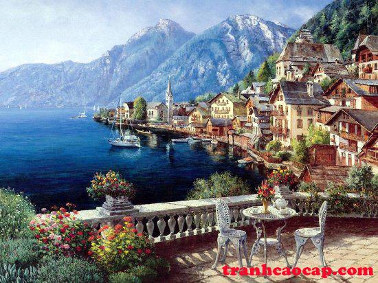 Phong cảnh nước ngoài