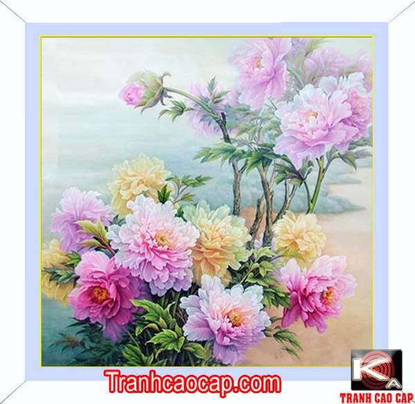Tranh Hoa đẹp
