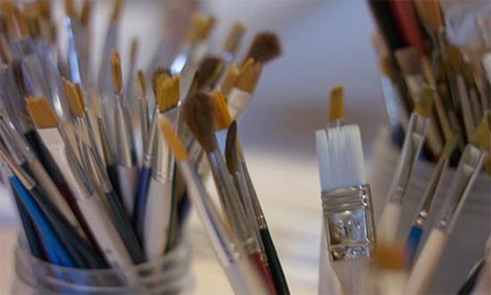 Nền móng của tranh sơn dầu